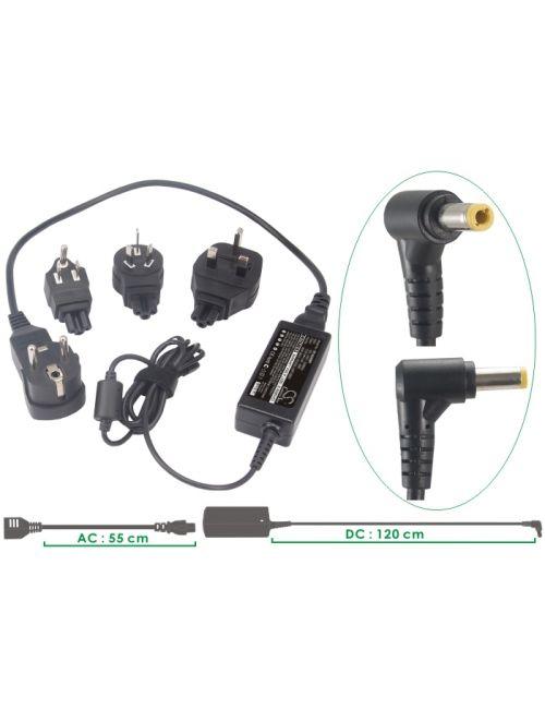 ADAPTADOR COMPATIBLE FUJITSU SIEMENS 20V 3,25Ah 65W5.5x2.5mm