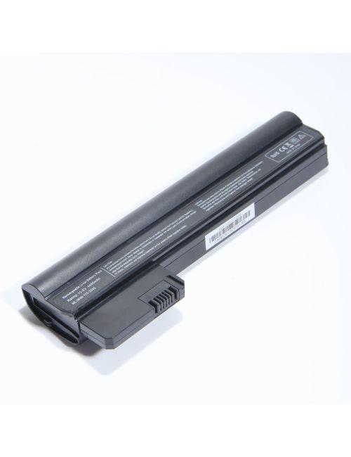Batería para HP Mini 110, HP Compaq CQ10. 607762-001 compatible 10,8V 4400mAh Li-Ion