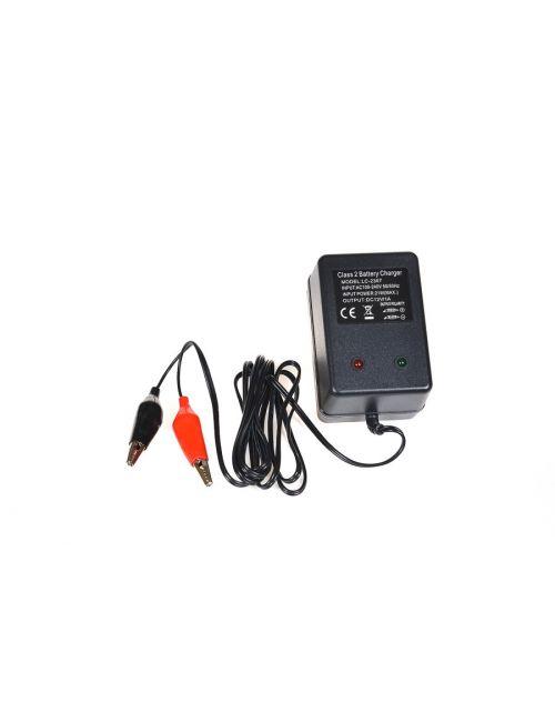 Cargador para baterías de plomo 12V 1Ah automático