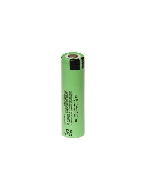 Panasonic NCR18650PF 3,6V 2900mAh Li-Ion