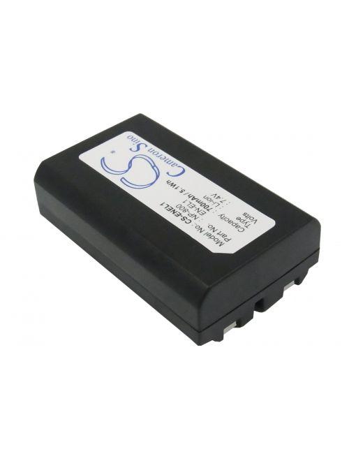 Batería Minolta NP-800 compatible 7,4V 700mAh Li-Ion