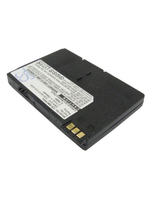 Batería Siemens Gigaset EBA-510, L36145-K1310-X401, V30145-K1310-X250, S30852-D1752-X1 compatible 3,7V 750mAh Li-Ion