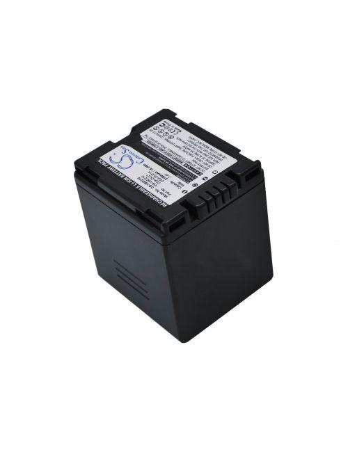 Batería para Panasonic NV-GS60, PV-GS200, SDR-H200, VDR-D150, VDR-M50, VDR-M95... VW-VBD210, CGA-DU21 7,4V 2160mAh Li-Ion