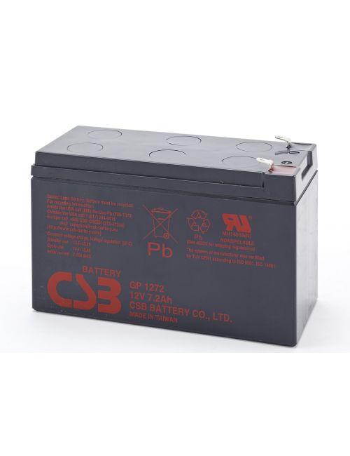 Batería para SAI APC 12V 7,2Ah CSB serie GP