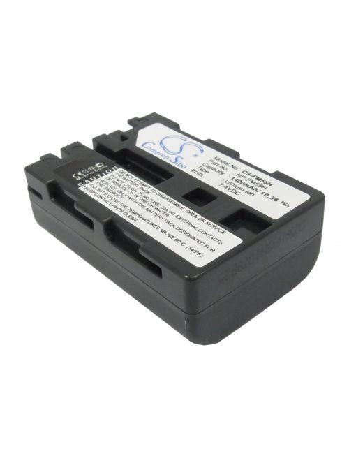 Batería Sony NP-FM55H 7,4V 1400mAh Li-Ion
