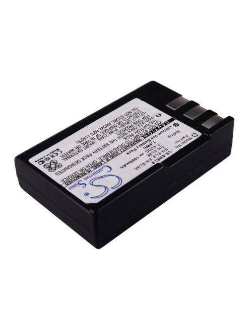 Batería Nikon EN-EL9 compatible 7,4V 1000mAh Li-Ion