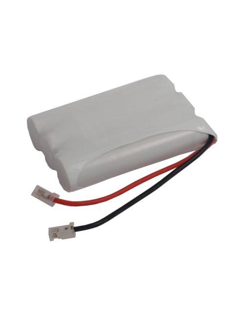 Batería para teléfono inalámbrico 3,6V 700mAh Ni-Mh