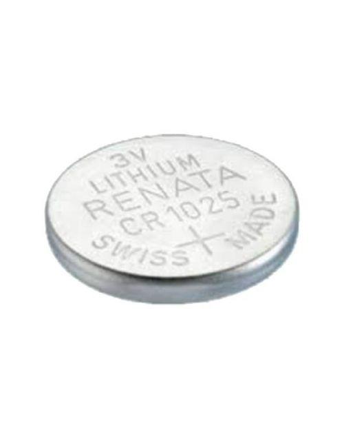 Pila CR-1025 3V Renata (Blister 1 unidad)