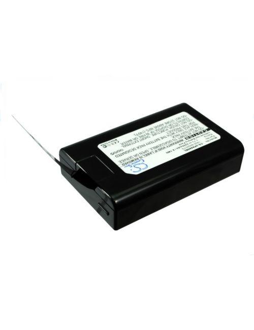 Batería Unitech 1400-900001G compatible 3,7V 2200mAh Li-Ion