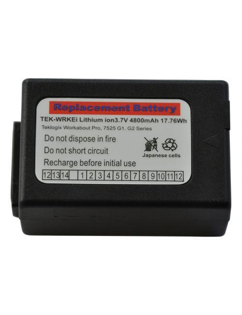 Batería Psion Teklogik WA3010 3,7V 4800mAh