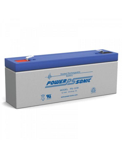 Batería para balanza digital 12V 3,8Ah Power Sonic serie PS