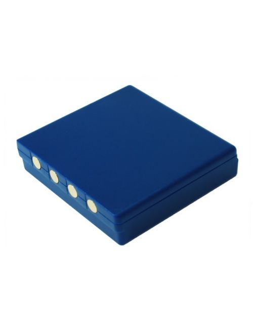 Batería HBC Radiomatic AF-FUB03M, BA203060, BA222060, KH68302500 6V 700mAh