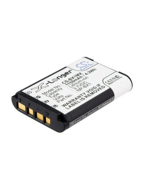 Batería Sony NP-BX1 1150mAh