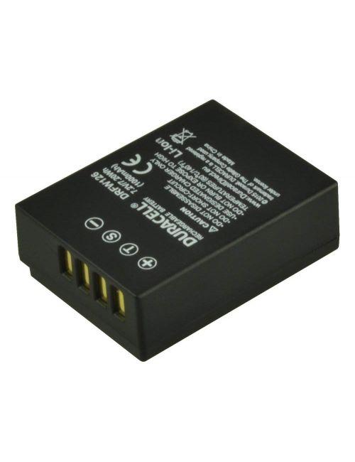 Batería Fujifilm NP-W126 1140mAh Duracell