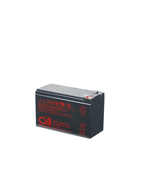 Bateria 12V 10Ah 580W CSB UPS12580