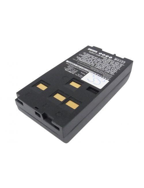 Batería Leica GEB111, GEB112 6V 2100mAh