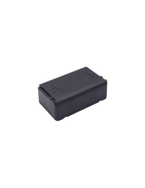 Batería Autec LBM02MH, ARB-LBM02M 2,4V 2000mAh