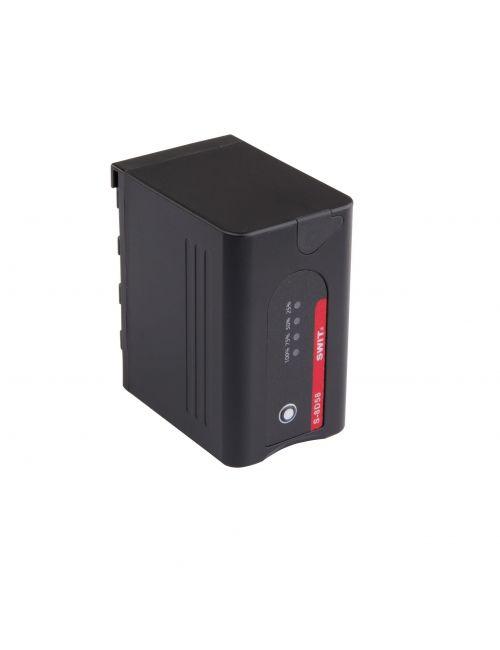 Batería para Panasonic AU-EVA1, AG-DVX200 y AJ-PX270/285/298. VW-VBD58, AG-VBR59P, AG-VBR89G, AG-VBR118G 7,2V 6000mAh 43Wh