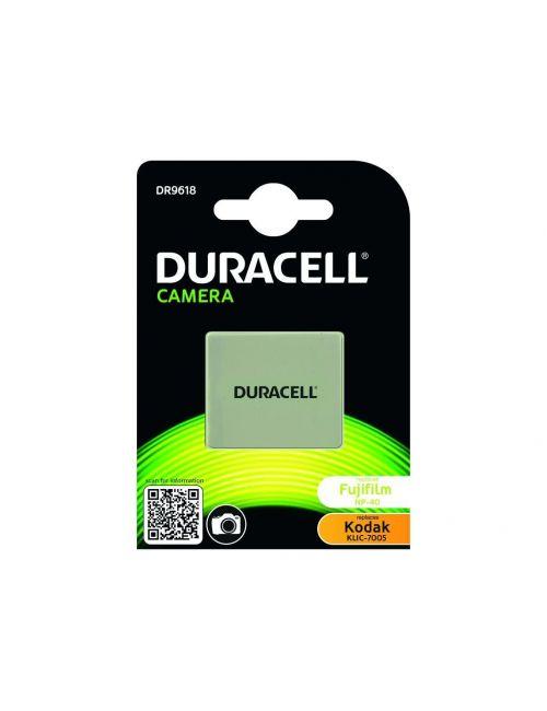 Batería Fujifilm NP-40, NP-40N 3,7V 700mAh Duracell