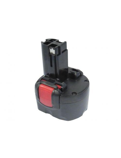 Batería para Bosch GDR 9.6V, GSR 9.6-1, GSR 9.6-2, GSR 9.6V de 9,6V 2400mAh