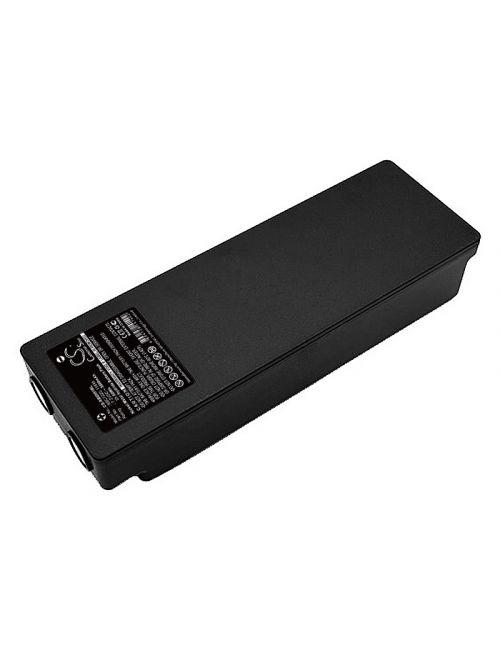 Batería Scanreco 592, 1026, IM6024, RSC7220, 13445, 16131, 17162, 708031757 7,2V 3000mAh de larga duración