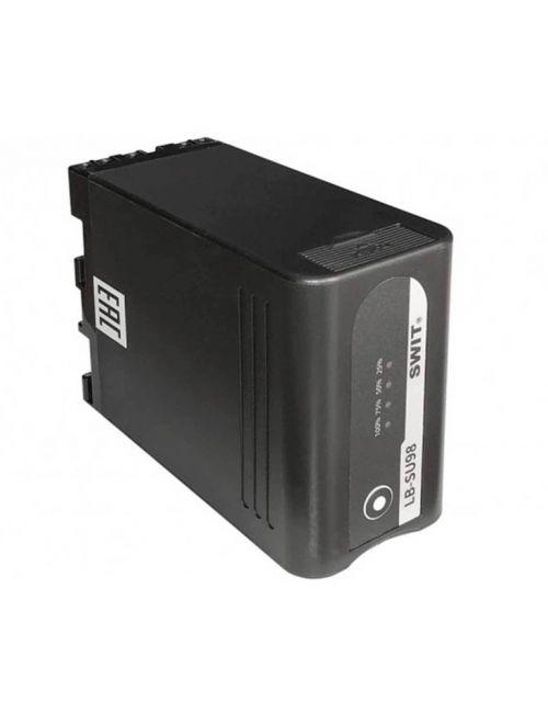 Batería para SONY PXW-Z0/Z280, PXW-X180/280, P19XW-FS7/FS5 y PMW-F3/100/200/300. BP-U90/U60/U30 14,4V 6800mAh 98Wh