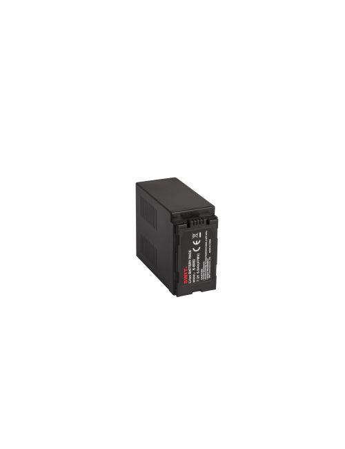 Batería para Panasonic AG-HVX200/201, AG-HPX250 y AG-DVX100 7,2V 6600 mAh 47Wh