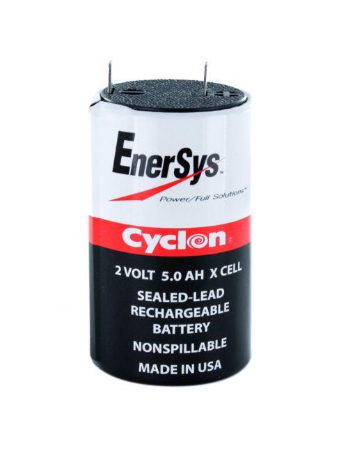 Batería 2V 5Ah CYCLON X CELL de plomo puro ENERSYS
