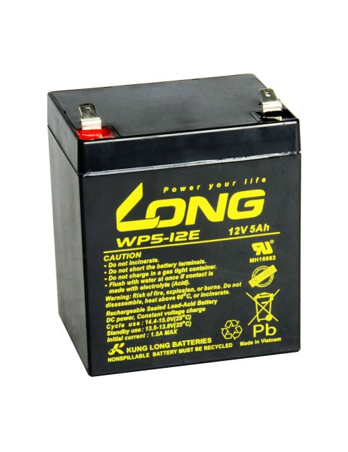Batería 12V 5Ah LONG serie WP