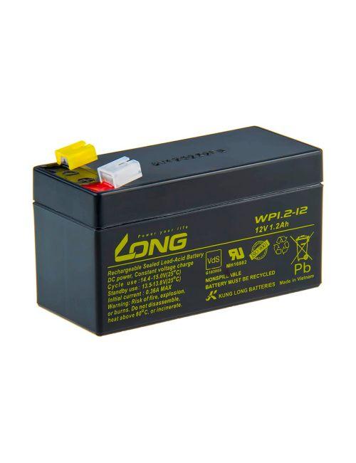 Batería 12V 1,3Ah LONG serie WP