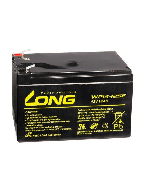 Pack 2 baterías para patinete o scooter eléctrico de 12V 14Ah Long serie WP
