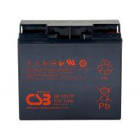 Batería 12V 17Ah CSB serie GP