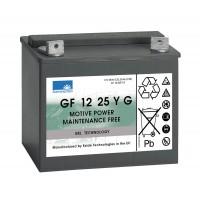 Batería de gel 12V 28Ah C20/20Hr Sonneschein Dryfit