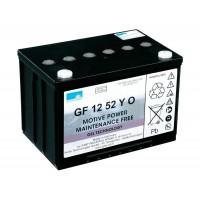 Batería de gel 12V 60Ah C20/20Hr Sonneschein Dryfit serie GF-Y (A500 cyclic)