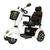 Sillas de ruedas y scooters eléctricos